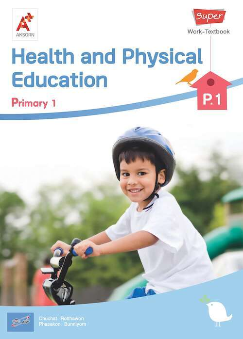 Super Health and Physical Education Work-Textbook Primary 1