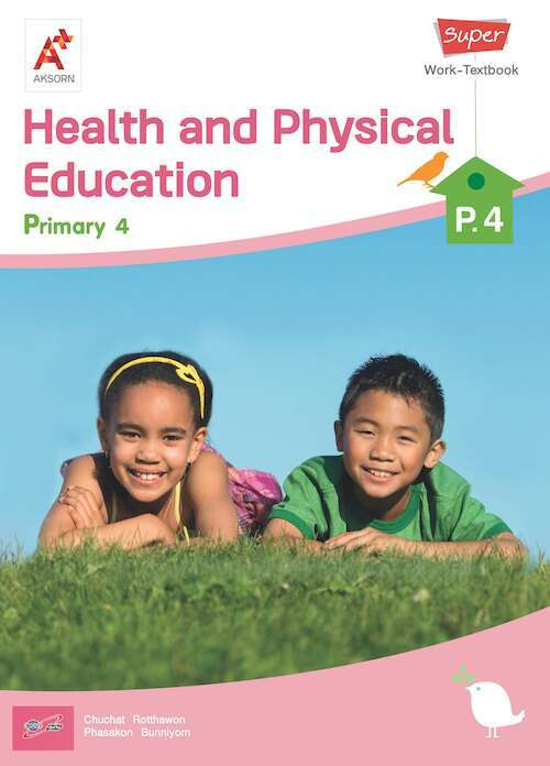 Super Health and Physical Education Work-Textbook Primary 4
