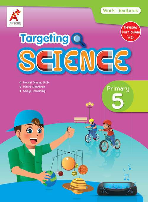 Targeting Science Work-Textbook Primary P.5