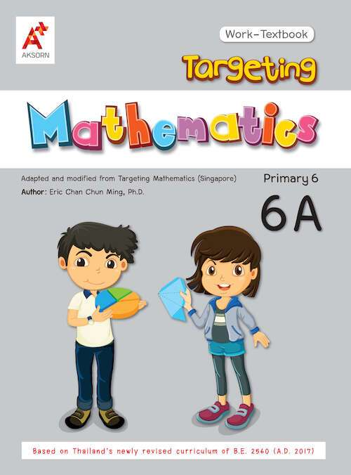 Targeting Mathematics Work-Textbook Primary 6A