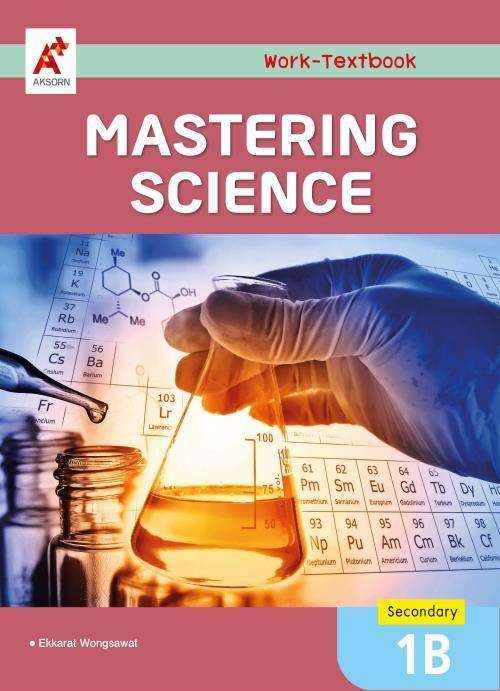 Mastering Science Work-Textbook Secondary 1 Book B