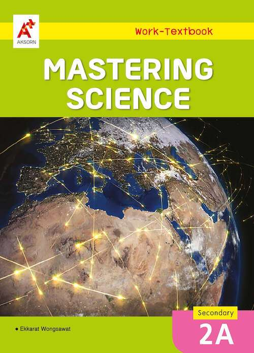 Mastering Science Work-Textbook Secondary 2A