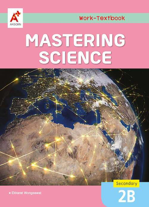 Mastering Science Work-Textbook Secondary 2B