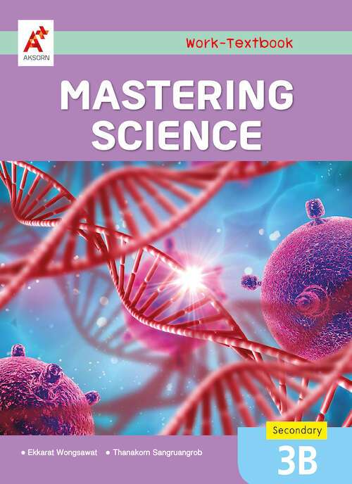 Mastering Science Work-Textbook Secondary 3B