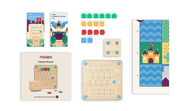 Cubetto (คิวเบตโต) ชุดสื่อฯเพื่อสร้างพื้นฐานการเรียนรู้ด้านวิทยาการคอมพิวเตอร์