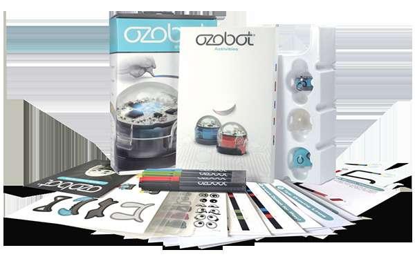 Ozobot (โอโซบอต) ชุดสื่อฯเพื่อสร้างพื้นฐานการเรียนรู้ด้านวิทยาการคอมพิวเตอร์