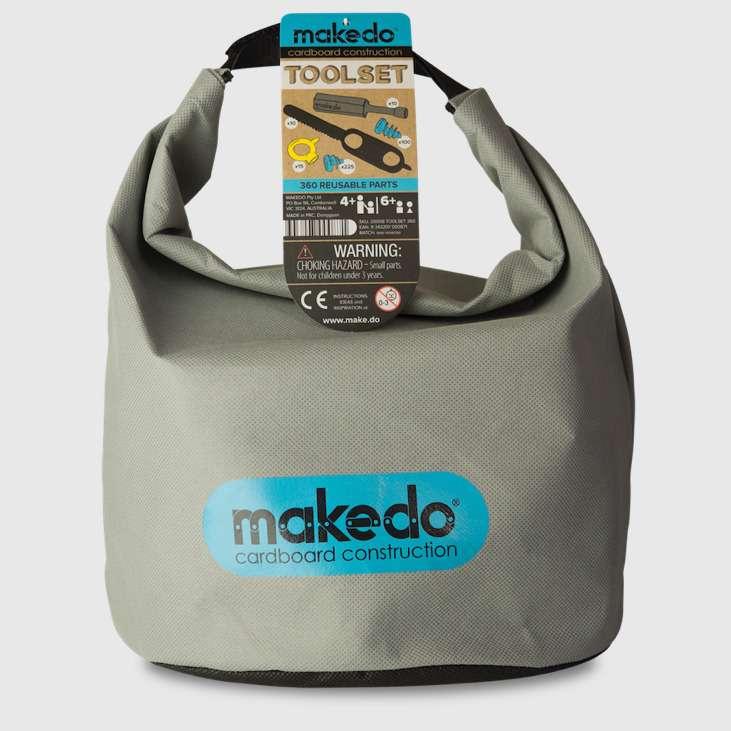 Makedo (เมกดู) ชุดสื่อฯฝึกทักษะกระบวนการด้านการออกแบบและเทคโนโลยี