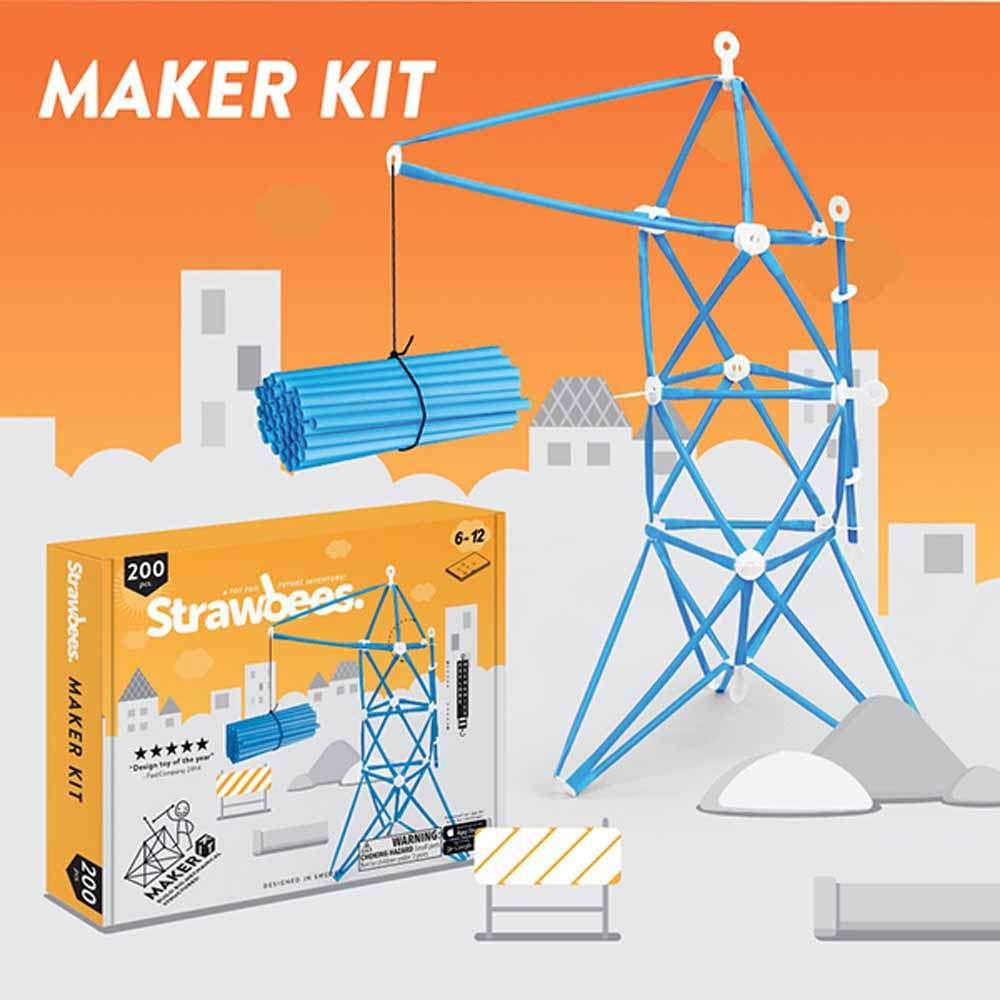 Maker Kit ชุดสื่อฯ ฝึกทักษะกระบวนการด้านการออกแบบและเทคโนโลยี