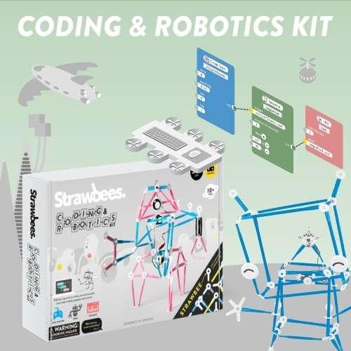 Coding and Robotics Kit ชุดสื่อฯ ฝึกทักษะกระบวนการด้านวิทยาการคอมพิวเตอร์ การออกแบบและเทคโนโลยี