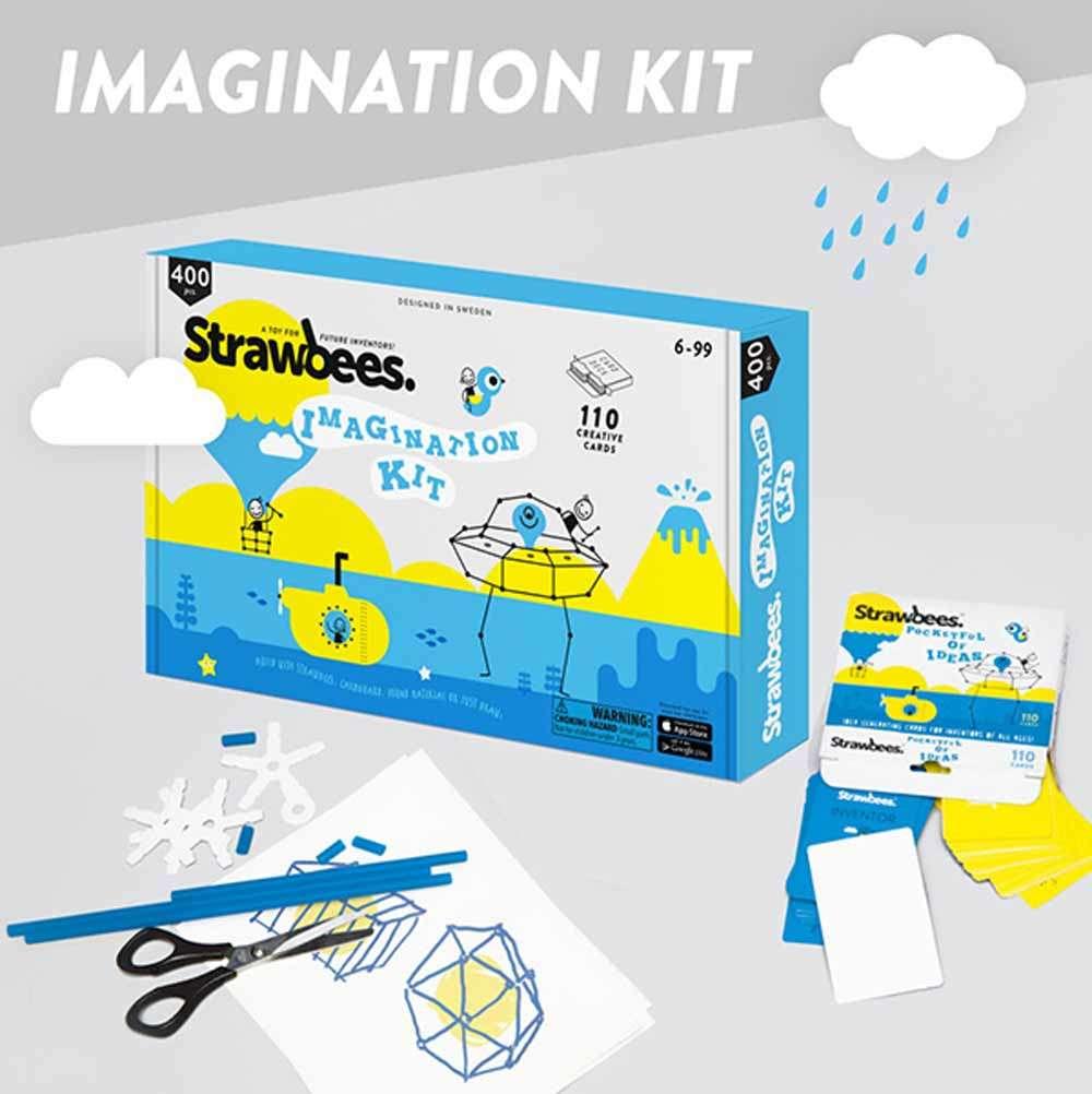 ImaginationKit ชุดสื่อฯ ฝึกทักษะกระบวนการด้านการออกแบบและเทคโนโลยี