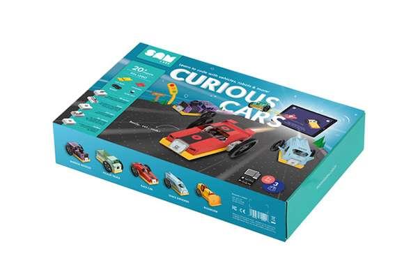 Sam Labs Curious Car KIt ชุด สื่อฯ เพื่อสร้างพื้นฐานการเรียนรู้ด้ายวิทยาการคอมพิวเตอร์