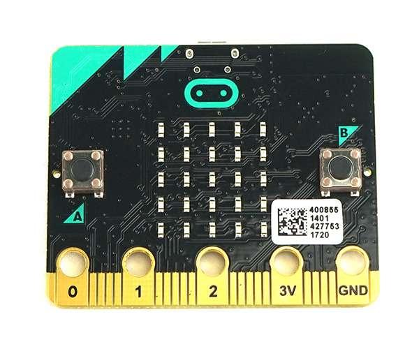 micro : bit (ไมโครบิต) บอร์ดไมโครคอนโทรลเลอร์เพื่อการศึกษาด้านวิทยาการคอมพิวเตอร์