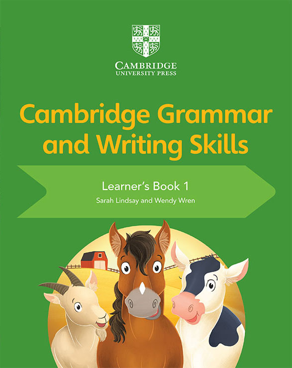 Cambridge Primary English Grammar and Writing Skills Learner's Book 1