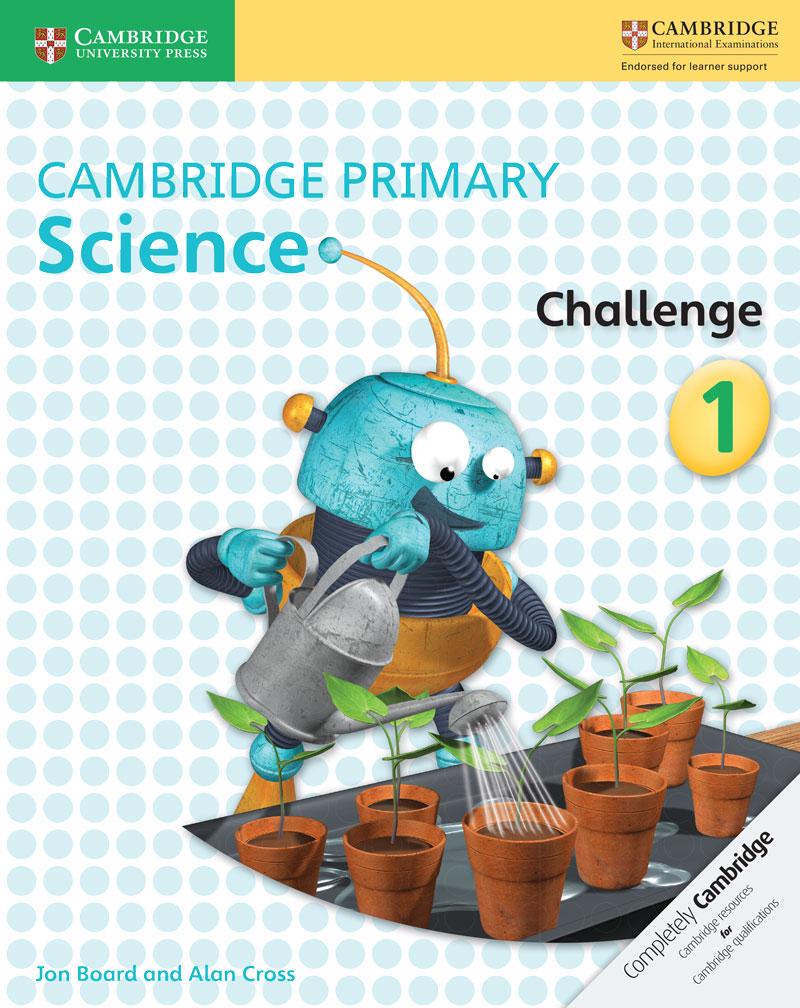 Cambridge Primary Science Challenge Activity Book 1