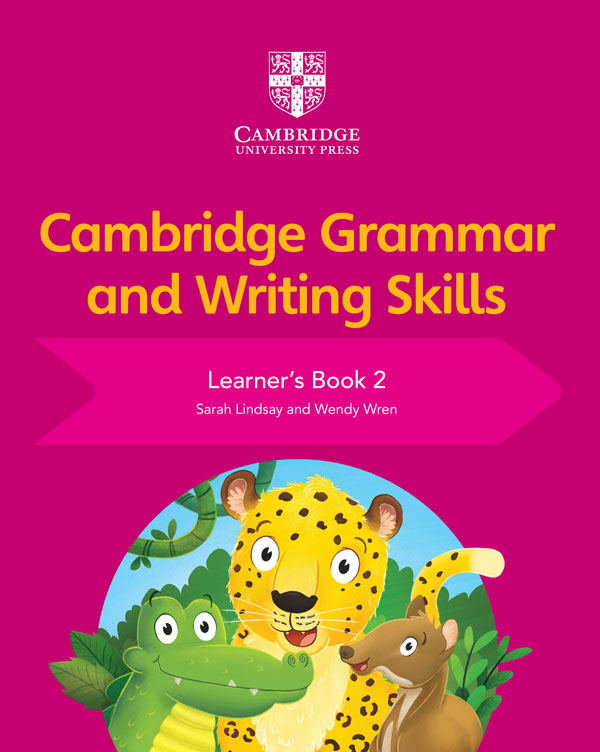 Cambridge Primary English Grammar and Writing Skills Learner's Book 2