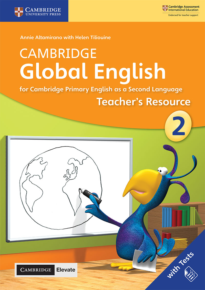 Cambridge Global English Teacher's Resource with Cambridge Elevate Book 2