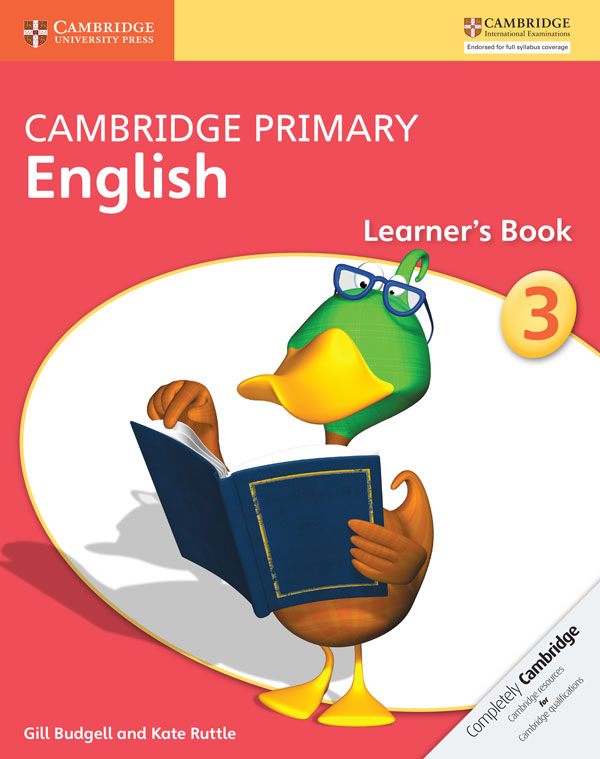 Cambridge Primary English Stage 3 Learner's Book