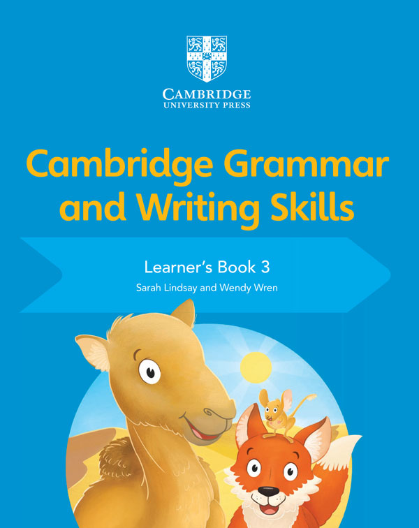 Cambridge Primary English Grammar and Writing Skills Learner's Book 3