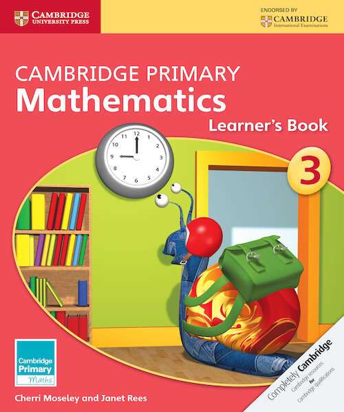 Cambridge Primary Mathematics Learner's Book 3