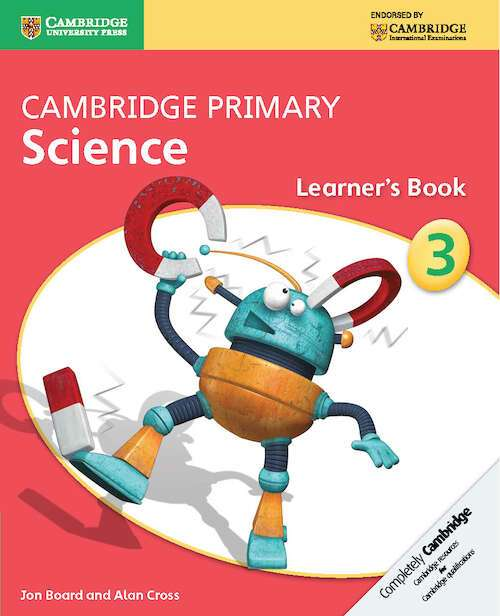 Cambridge Primary Science Learner's Book 3