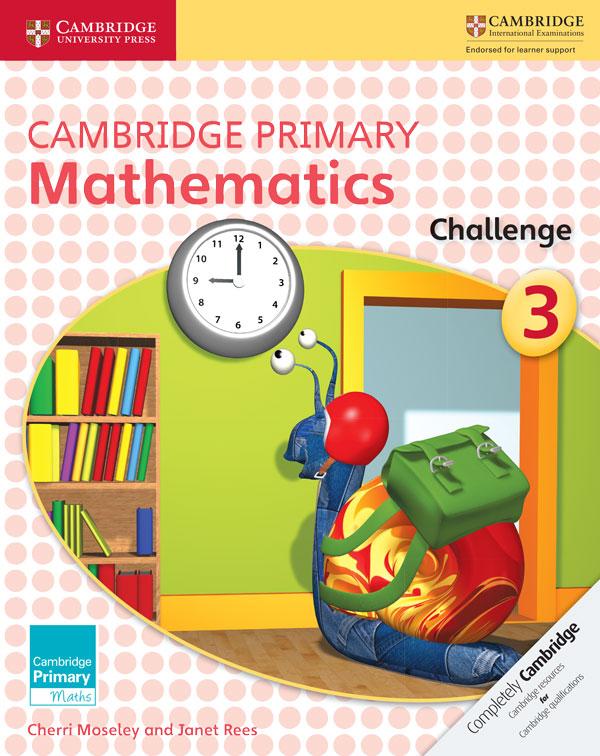 Cambridge Primary Mathematics Challenge 3 (NEW)