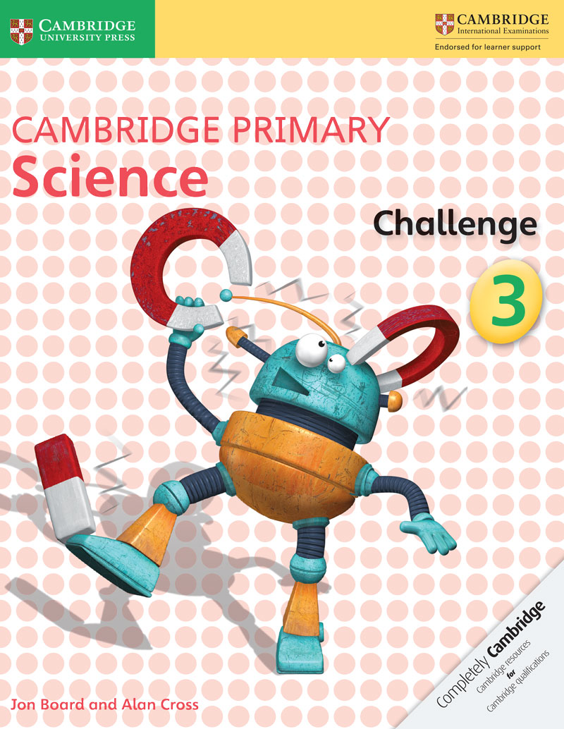 Cambridge Primary Science Challenge Activity Book 3