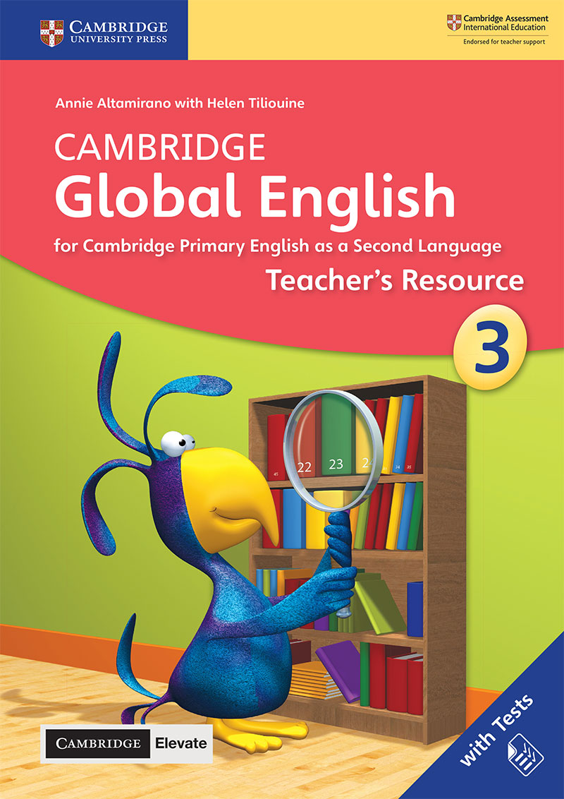 Cambridge Global English Teacher's Resource with Cambridge Elevate Book 3