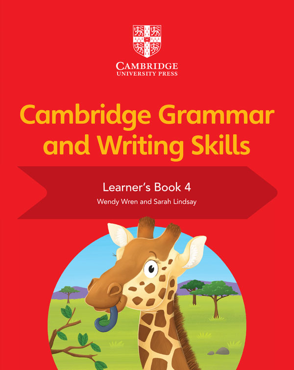 Cambridge Primary English Grammar and Writing Skills Learner's Book 4