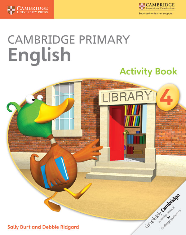 Cambridge Primary English Activity Book Stage 4