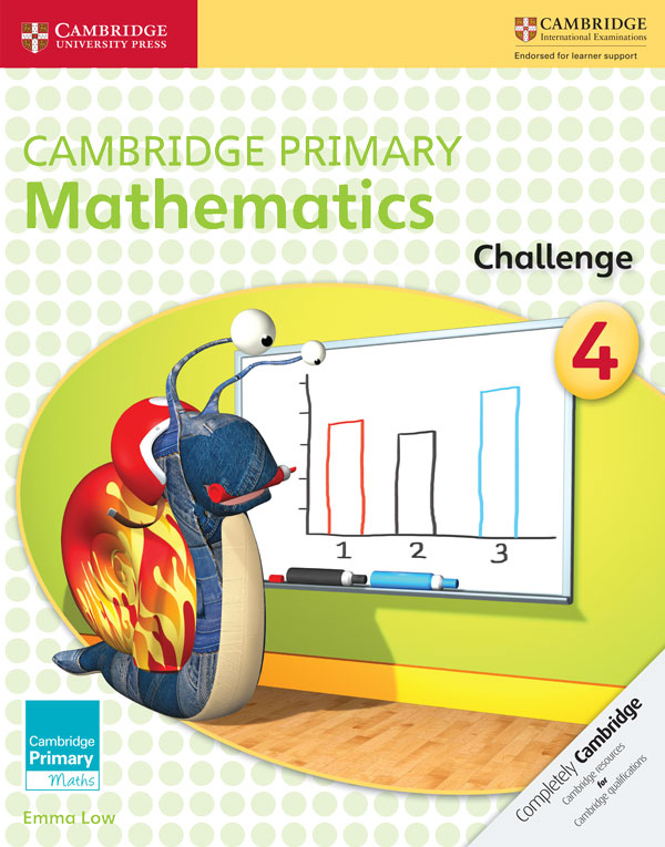 Cambridge Primary Mathematics Challenge 4 (NEW)