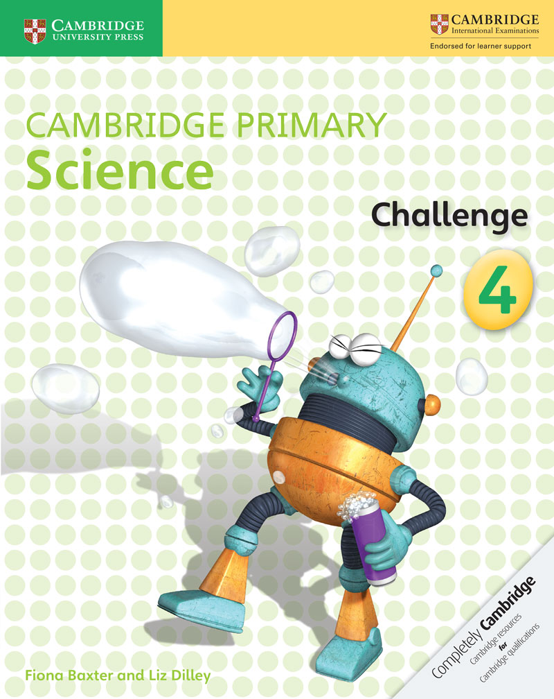 Cambridge Primary Science Challenge Activity Book 4
