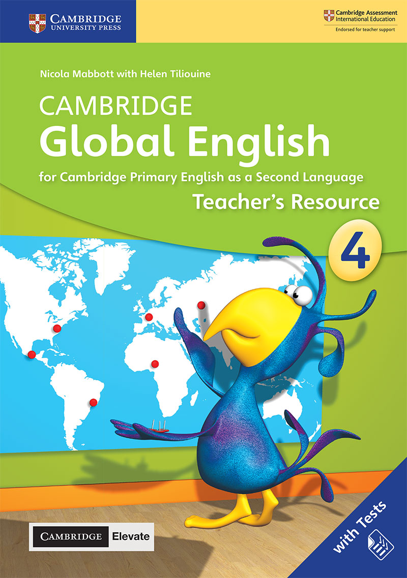 Cambridge Global English Teacher's Resource with Cambridge Elevate Book 4