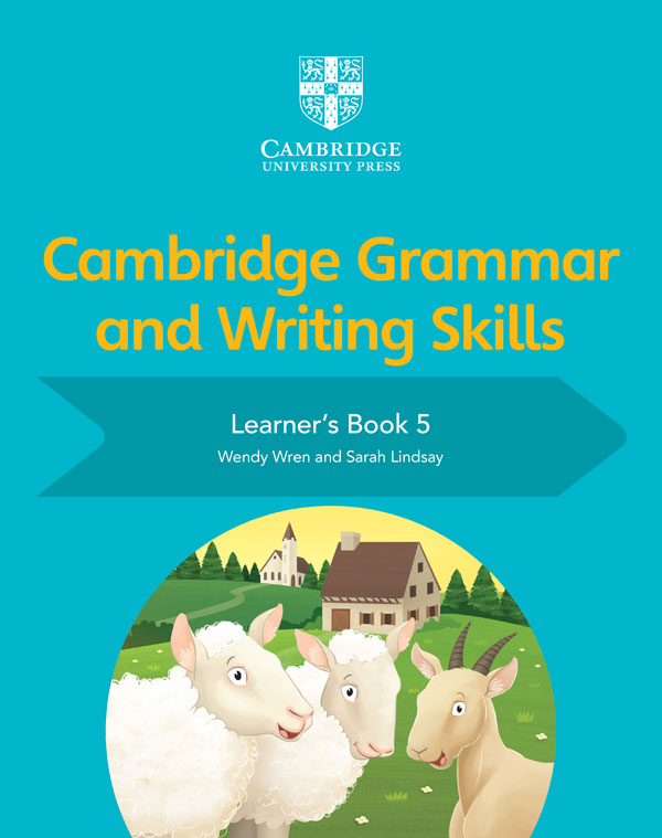 Cambridge Primary English Grammar and Writing Skills Learner's Book 5