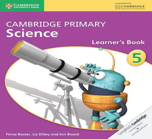 Cambridge Primary Science Learner's Book 5
