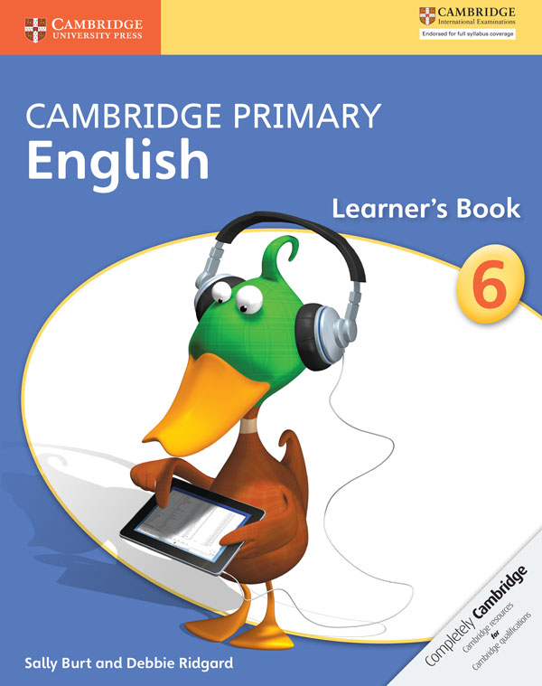 Cambridge Primary English Stage 6 Learner's Book