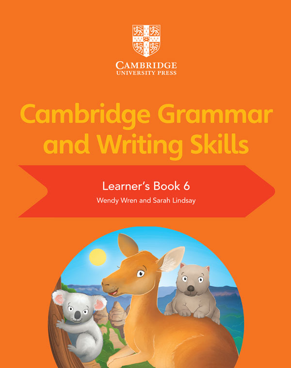 Cambridge Primary English Grammar and Writing Skills Learner's Book 6