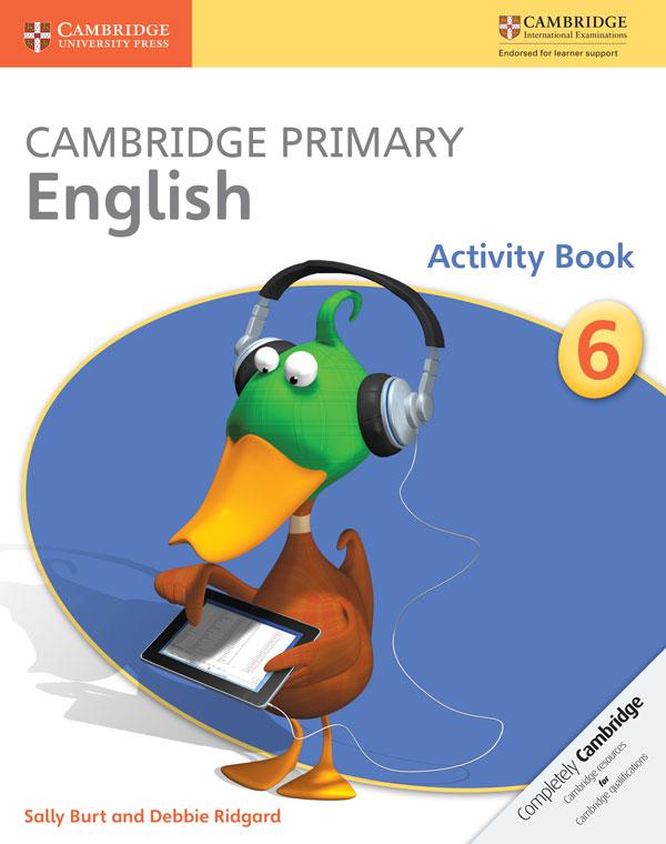Cambridge Primary English Activity Book Stage 6
