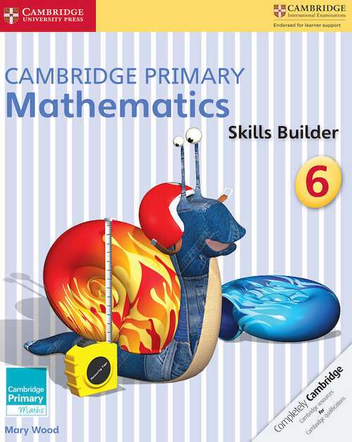 Cambridge Primary Mathematics Skills Buiders 6 (NEW)