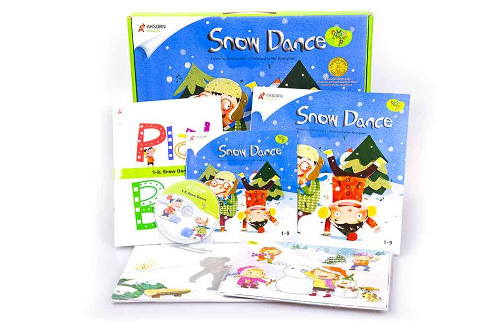 Growing Up 1 : 1-9 Snow Dance