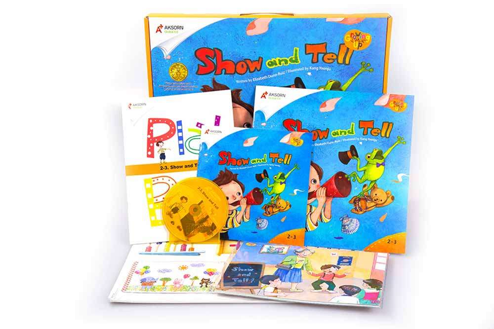 Growing Up 2 : 2-3 Show and Tell