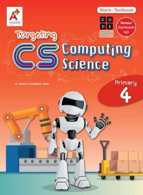 Targeting CS (Computing Science) Work-Textbook Primary P.4
