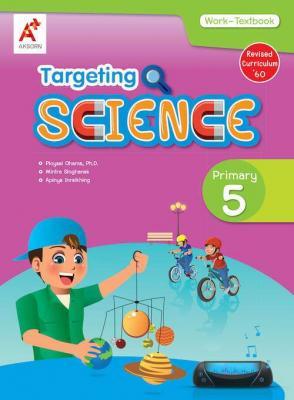 Targeting Science Work-Textbook Primary P.5
