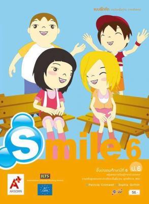 แบบฝึกหัด รายวิชาพื้นฐาน ภาษาอังกฤษ Smile ป.6