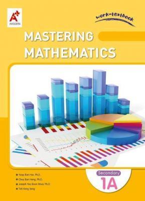Mastering Mathematics Work-Textbook Secondary 1A