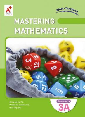 Mastering Mathematics Work-Textbook Secondary 3A