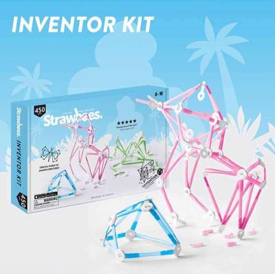 Inventor Kit ชุดสื่อฯ ฝึกทักษะกระบวนการด้านการออกแบบและเทคโนโลยี