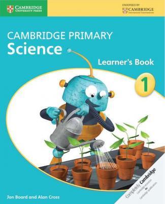 Cambridge Primary Science Learner's Book 1