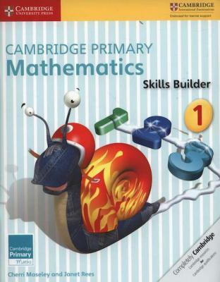 Cambridge Primary Mathematics Skills Buiders 1 (NEW)