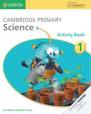 Cambridge Primary Science Activity Book 1