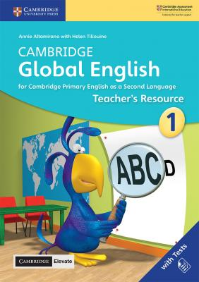 Cambridge Global English Teacher's Resource with Cambridge Elevate Book 1